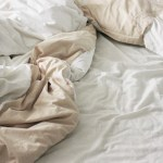 Beige Bed Sheets And Aesthetic Image 6340383 On Favim Com