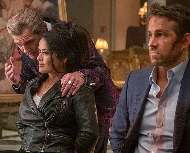New Hitman's Wife's Bodyguard Teaser | fopi