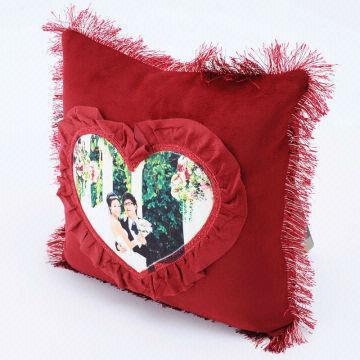 sublimation pillow elegant design fast