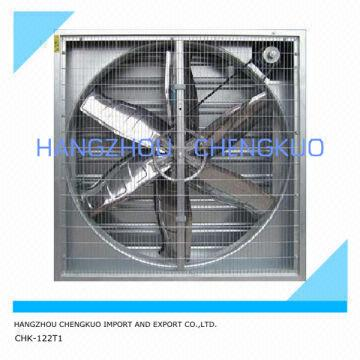 battery operated industrial exhaust fan