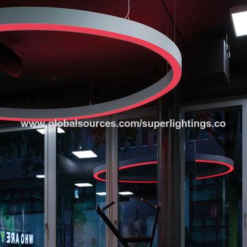curved lighting