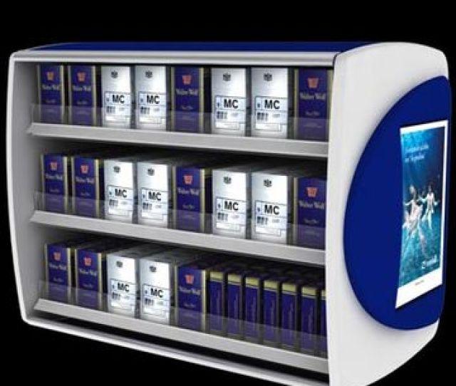 Acrylic Display Cigarettes Shelf China Acrylic Display Cigarettes Shelf