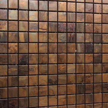 pure copper mosaic tiles made of pure