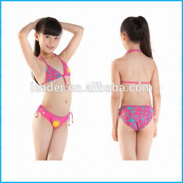 China 2014 Hot Teen Latest Swimsuit