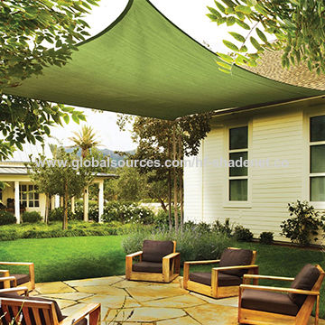 Sun Shade Sail Uv Top Outdoor Canopy Patio Lawn Global Sources