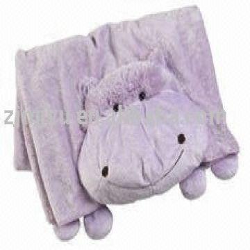 hippo blanket pet pillow pet as seen on