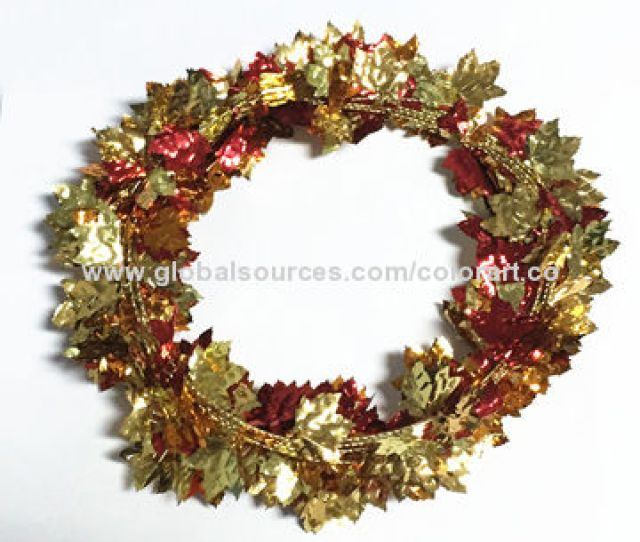 Hot Design Christmas Tinsel Garland China Hot Design Christmas Tinsel Garland