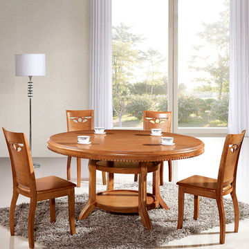 China Latest Style Modern Wooden Fast Food Restaurant Table Chair Dining Table Chair Set On Global Sources