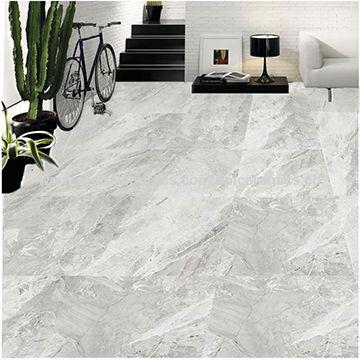 600x1200mm light grey marble flooring ceramic tile