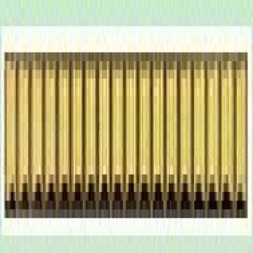 golden pencil border pencil tile