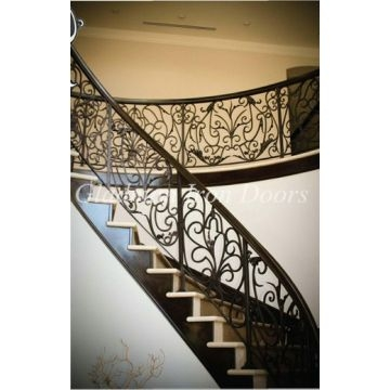 Inside Wrought Iron Stair Railing Design Interior Stairs Global | Wrought Iron Stair Railing Cost | Spiral Staircase | Traditional | Background | Raw Iron | Rot Iron