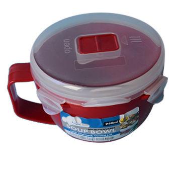microwave soup food mug bowl lunch box
