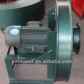 high power exhaust fan for cupola