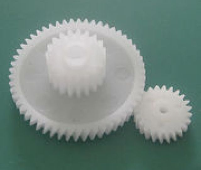 China Customized Plastic Bevel Gear Module 0 4 Plastic Pom Abs Pc