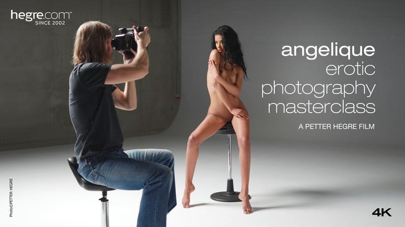 Hegre-Art – Angelique – Erotic Photography Masterclass