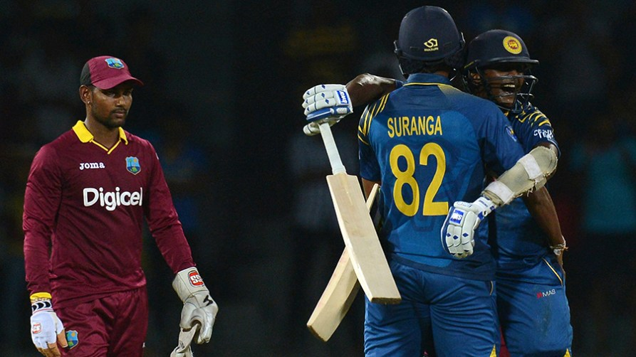 Image result for sri lanka vs west indies 2015 1st ODI