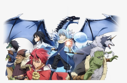 Tumblr is a place to express yourself, discover yourself, and bond over the stuff you love. Tensei Shitara Slime Datta Ken Episode Time I Got Reincarnated As A Slime Gobta Hd Png Download Kindpng