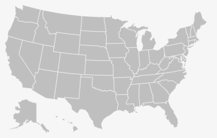 Also including blank outline maps for each of the 50 us states. United States Map Png Images Free Transparent United States Map Download Kindpng