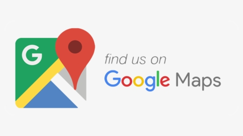Navigating has come a long way since the days of wrestling with paper maps that never seemed to fold up right again once you opened them. Transparent Google Maps Logo Png Find Us On Map Png Download Kindpng