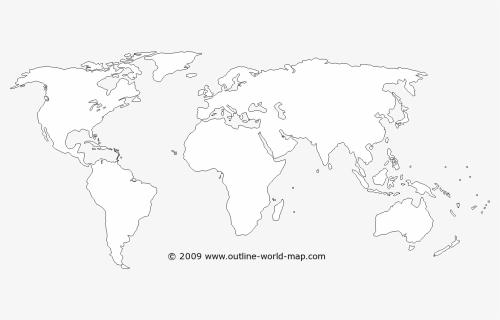 World Map Outline Png Images Free Transparent World Map Outline Download Kindpng