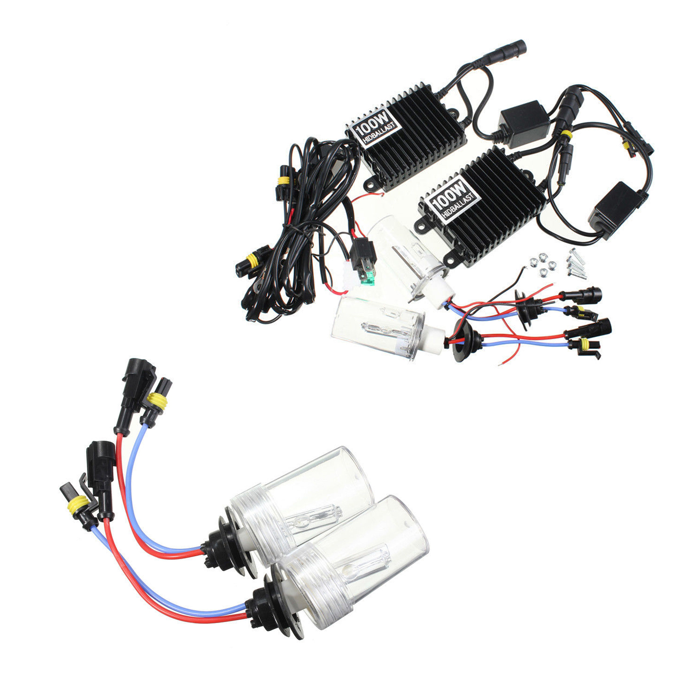 Car Hid Kit Ac Ballast Xenon Bulbs Lamp F3b1