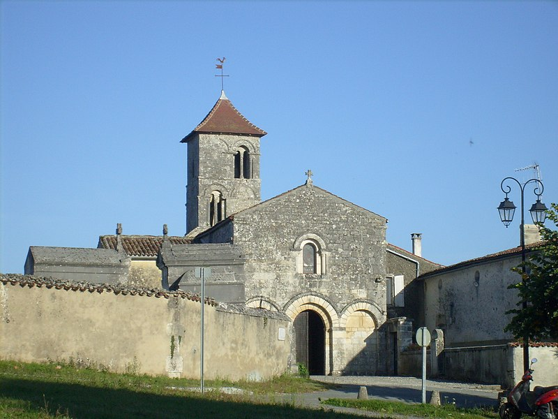 Saint-Savinien GR360