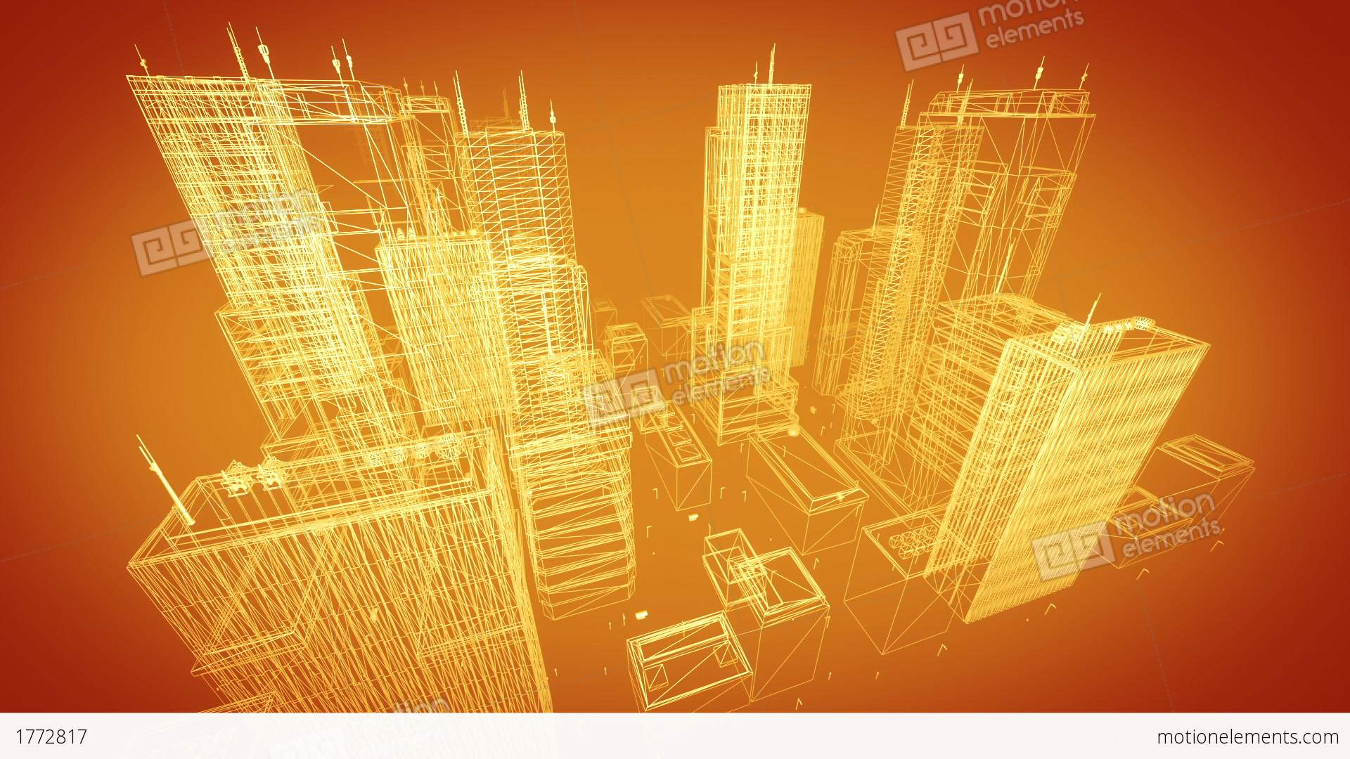 Construction Orange Hd Backgrounds