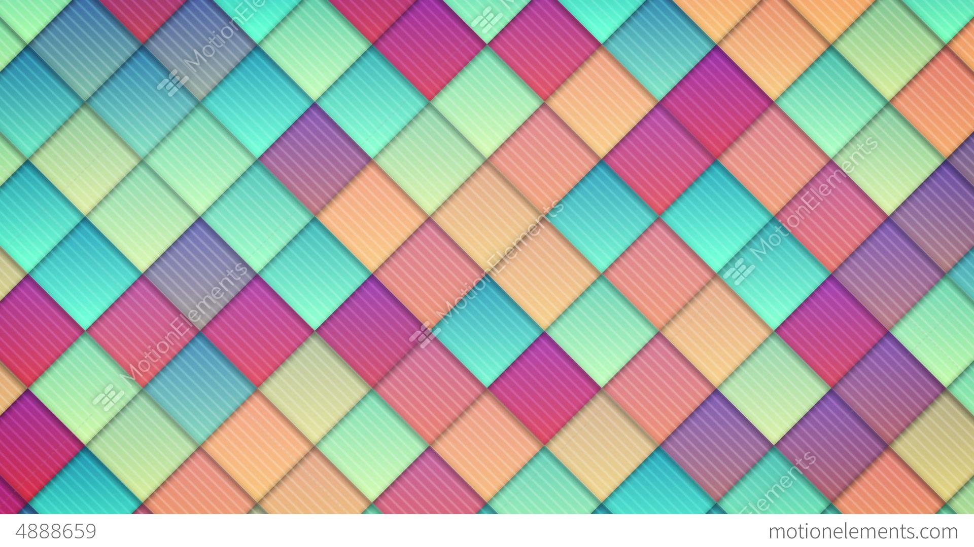 Square Geometric Pattern Worksheet