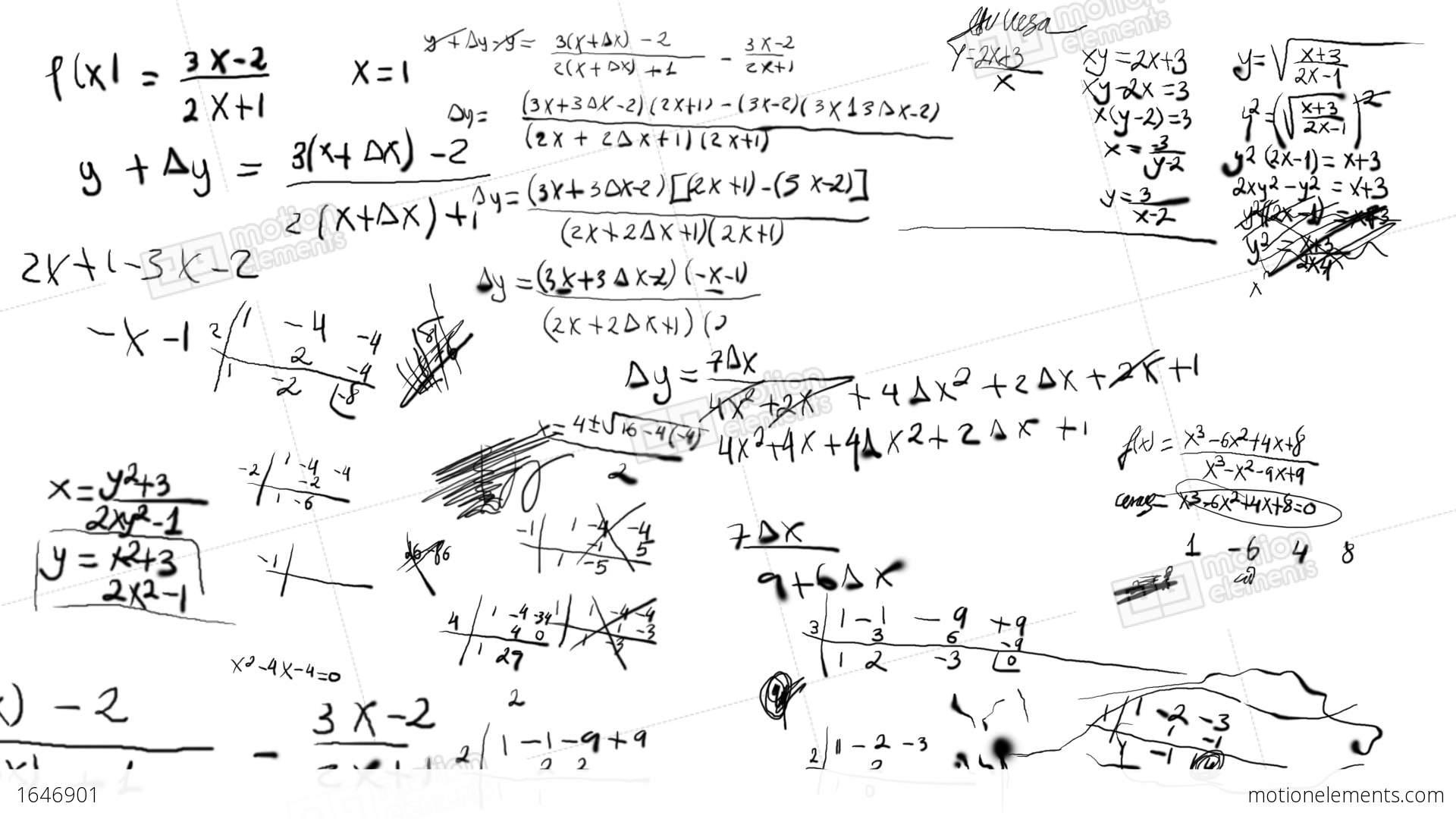 Random Math Equations