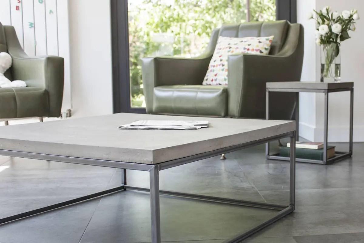 vente privee lyon beton tables basses