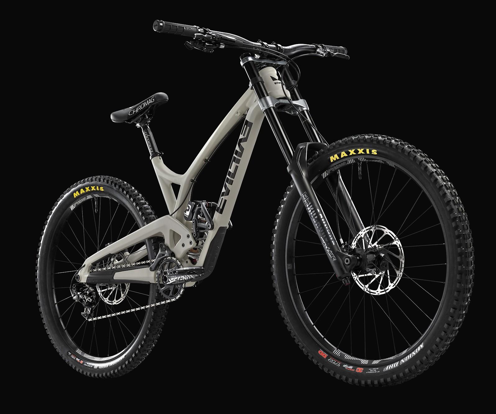 2019 Evil Insurgent LB Park X01 DH Bike - Reviews ...