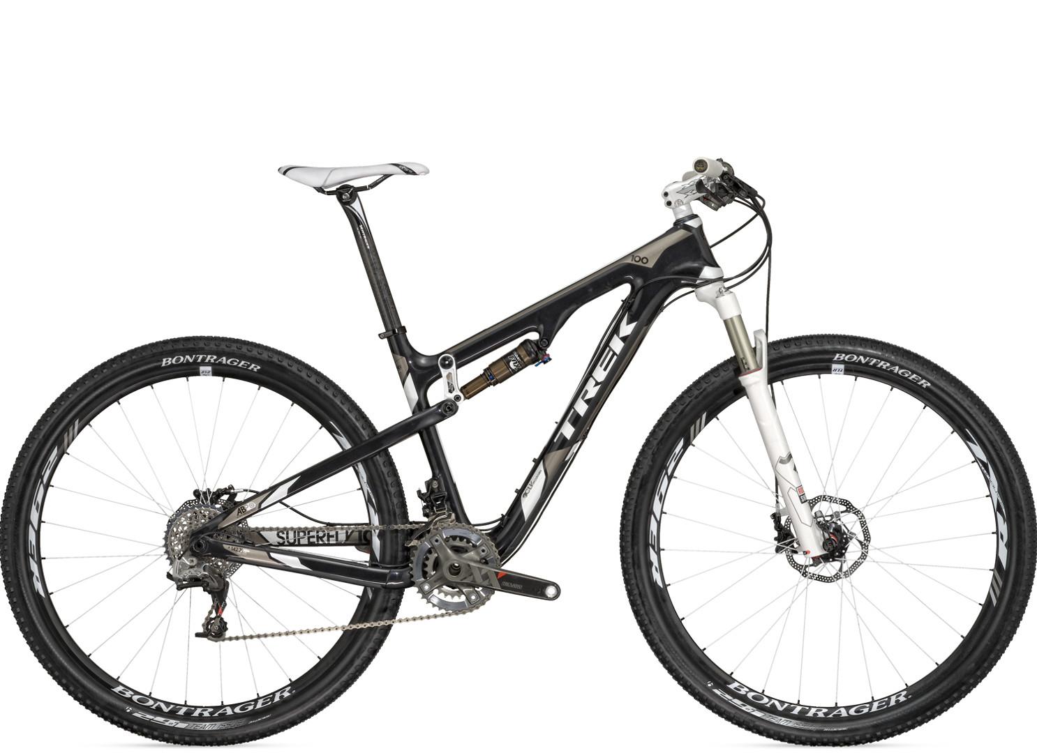 2012 Trek Superfly 100 Pro Bike - Reviews, Comparisons ...