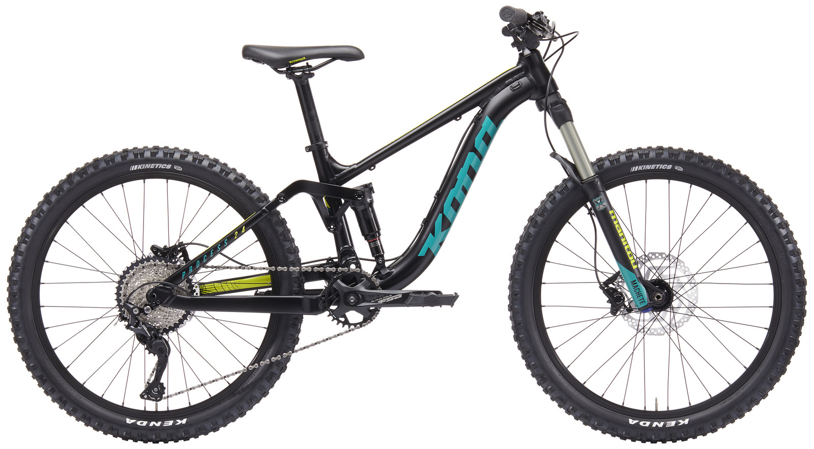 The All New Kona Process 24