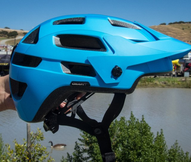 Giant Rail Helmet  Sea Otter Classic Pit Bits Mountain Biking Pictures Vital Mtb
