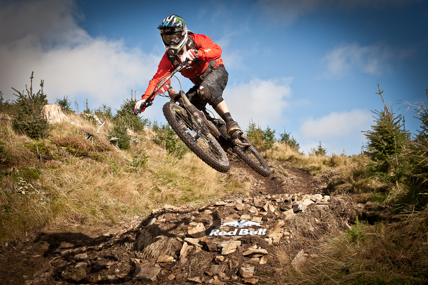 Red Bull Mountain Bike Race