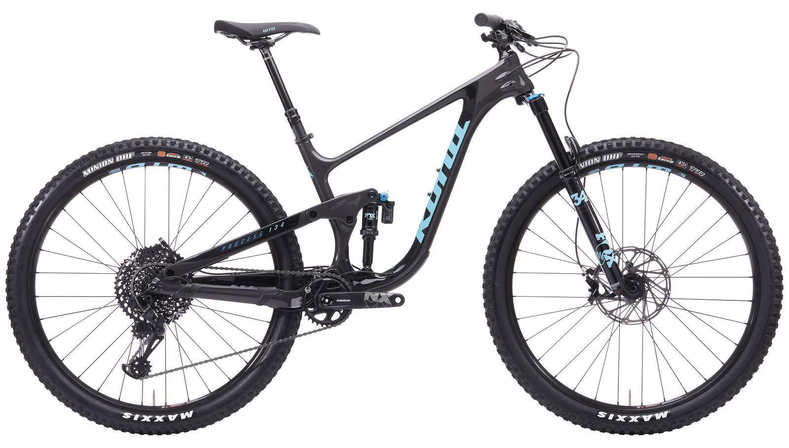 Kona Process 134 Cr Dl 29 Bike