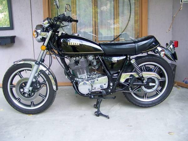 Yamaha Sr500 Craigslist | hobbiesxstyle