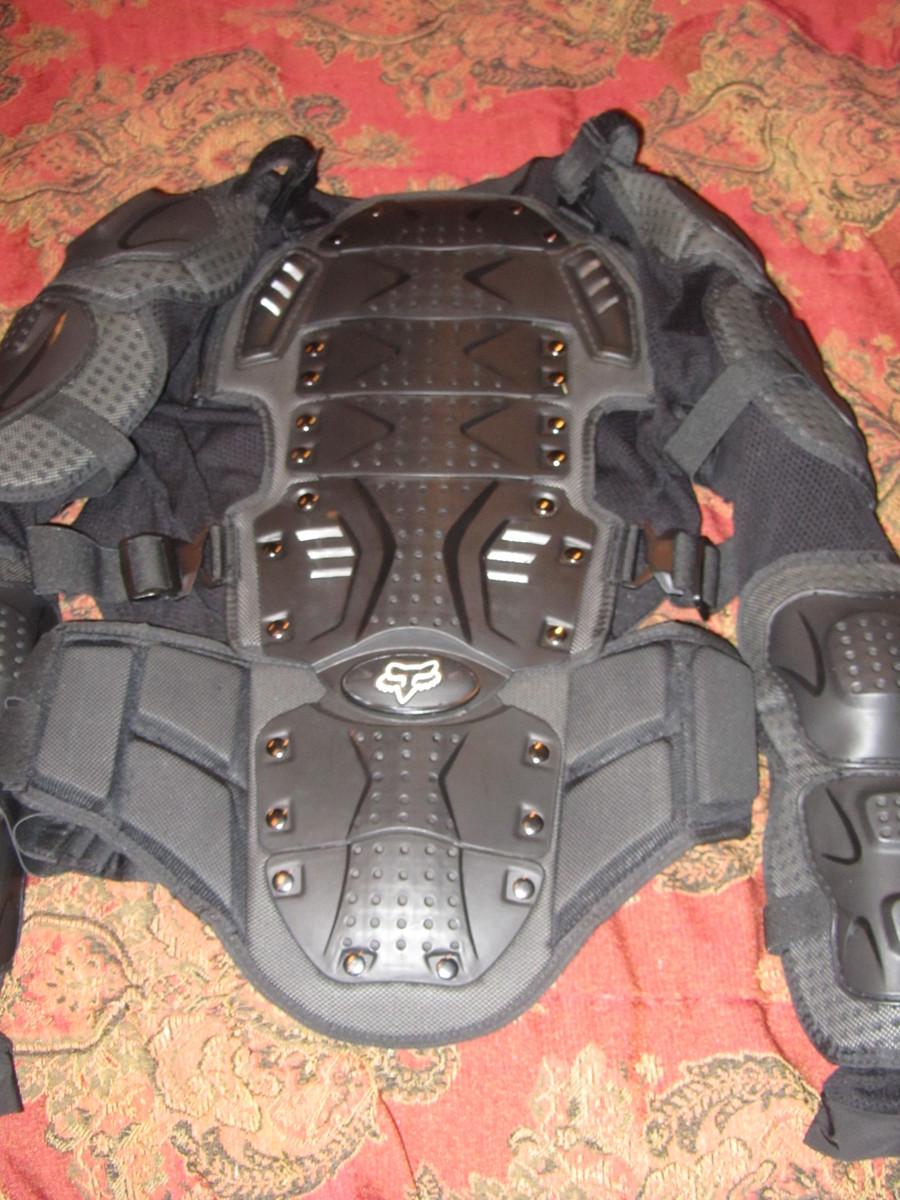 Xl Fox Titan Sport Jacket For Sale Bazaar Motocross