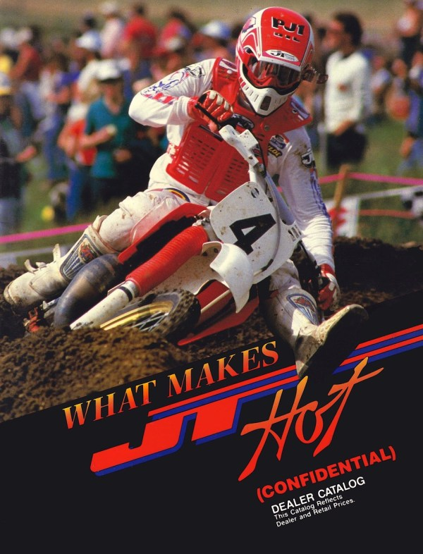 1980 and 1986 JT Racing Catalog - Moto-Related - Motocross ...