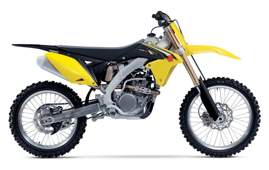 2016 Suzuki RM-Z250 - First Look: 2016 Suzuki RM-Z250 - Motocross Pictures - Vital MX