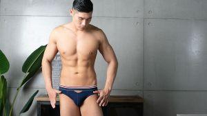 wantku,小孔,透氣,三角褲, 男內褲,hole,breathable,briefs,underwear
