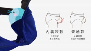 blue leader,洞洞,高岔,內囊袋,三角褲,男內褲,holes,inner pocket,briefs,underwear