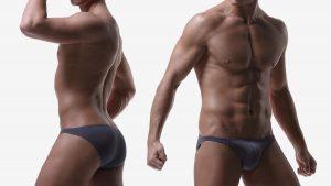 滑順,包臀,三角褲,男內褲,silky,briefs,underwear