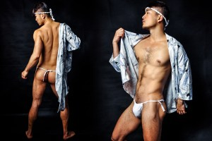 日式,祭典,丁字褲,純棉,黑貓禈,男內褲,japanese,festival,thongs,cotton,onaga kuroneko,underwear