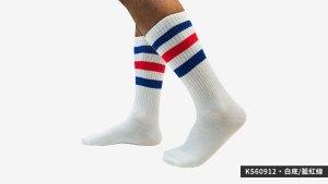 三線,中,條紋,中筒襪,triple,middle,stripe,shorts,ks6091