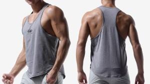gym leader,運動,挖背,背心,sports,tank top,singlet