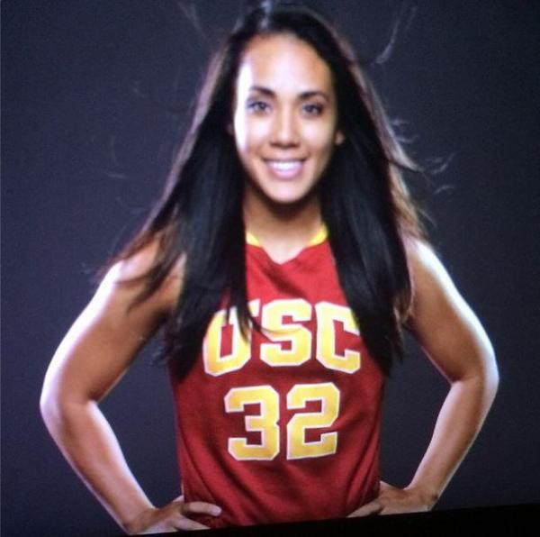 Top 5 Hottest College Female Basketball Players_国际_蛋蛋赞