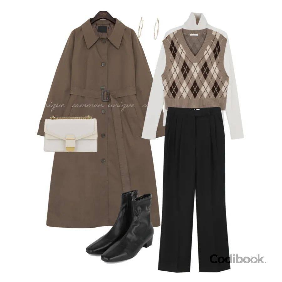 本周穿什麼 50套冬天厚外套搭配示範,保暖顯瘦,氣質又時髦!!!