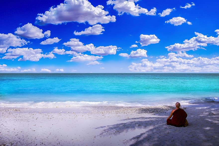 mer plage relaxation paysage