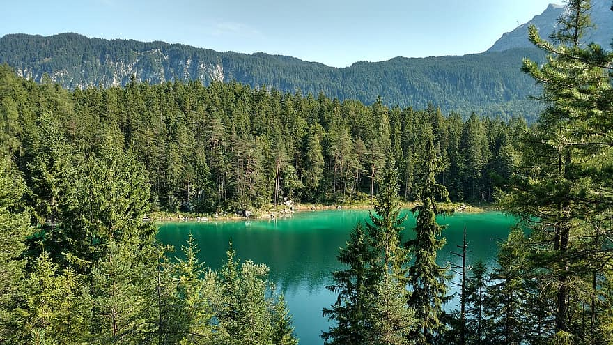 Special weather statement in effect until 4:00 pm pst. Eibsee Zugspitze Nature Hiking Bavaria Weather Summer Water Garmisch Partenkirchen Mountain Pikist